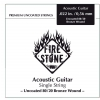 Fire&Stone (666846) struna pojedyncza 80/20 Bronze - .046in./1,17mm