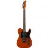 Fender Squier FSR Affinity Telecaster HH, Laurel Fingerboard, Metallic Orange gitara elektryczna