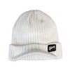 Gibson Radar Knit Beanie czapka, biała