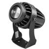 Eurolite LED Pinspot IP PST-10W 6400K czarny - oświetlacz zewnętrzny