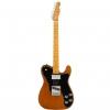 Fender American Original 70s Telecaster Custom Mocha gitara elelektryczna