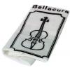 Bellacura - ściereczka do polerowania skrzypiec, altówki, wiolonczeli - biała