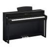 Yamaha CLP 735 B Clavinova pianino cyfrowe (kolor: black / czarny)