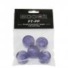 Mooer Candy Purple  Footswitch Topper plastikowe osłonki na przełączniki nożne