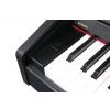 Dynatone SLP-150 BLK - pianino cyfrowe, czarne z ławą
