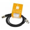 Crono Studio 101 XLR BK RP3 - Recording Pack 3 - Zestaw Studyjny - Komplet, mikrofon wielkomembranowy + koszyk + pop filtr + 2 rodzaje statywów + interfejs USB + przewód XLR + słuchawki