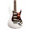 Fender Limited Edition American Pro Stratocaster Channel Bound Neck RW White Blonde gitara elektryczna - WYPRZEDAŻ