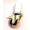 Alu Stage SLW-245 noga stała do podestu aluminiowego z kołem 24,5cm