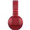 Pioneer HDJ-X5-BT-R czerwone słuchawki bezprzewodowe DJ (Bluetooth)
