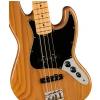 Fender American Professional II Jazz Bass, Maple Fingerboard, Roasted Pine gitara basowa