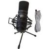 Crono Studio 101 USB BK mikrofon wielkomembranowy - pojemnościowy, USB do komputera