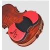 Acousta Grip PR001 Prodigy Red - oparcie piankowe do skrzypiec 1/8 - 1/2