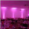American DJ Mega TRIPAR Profile PLUS- reflektor LED RGB+UV  czarny płaski 5 x 4W  do dekoracji światłem
