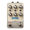 Universal Audio Astra Modulation Pedal - Profesjonalny Modulator, analog modeling UA, 3 typy modulacji [Chorus Brigade, Flanger DBLR, Trem 65]