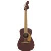 Fender Malibu Player, Burgundy Satin WN gitara elektroakustyczna