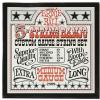 Ernie Ball 2309 struny do banjo, 5-str. 10-10