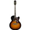 Epiphone J200 EC Studio Solid Top Fishman Vintage Sunburst gitara elektroakustyczna