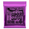 Ernie Ball 2220 NC Power Slinky struny do gitary elektrycznej 11-48