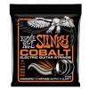 Ernie Ball 2722 Cobalt 9-46 struny do gitary elektrycznej