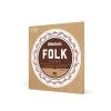 D′Addario EJ-34 struny do gitary klasycznej Folk Nylon zakończone kulką
