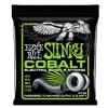 Ernie Ball 2736 Slinky Cobalt struny do gitary basowej 45-130