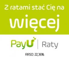 Wakacyjne raty w Muzyczny.pl z PayU