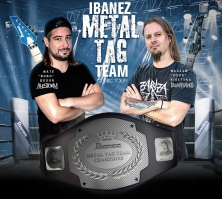 Ibanez Metal Tag Team Championship Clinic Tour