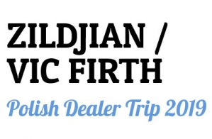 Zildjian/Vic Firth Polish Dealer Trip 2019