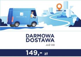Darmowa dostawa już od 149 zł