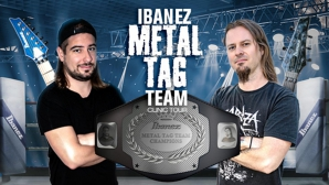 Ibanez Metal Tag Team Championship Clinic Tour - relacja video vol.2