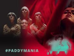 Mateusz Damięcki i gwiazda West Endu na Święto Niepodległości Paddymania