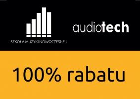 Specjalny rabat na opłatę rekrutacyjną do SMN od Audiotech
