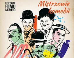 Mistrzowie komedii i mistrzowie dźwięku na 20 Festiwalu Filmu Niemego w Krakowie