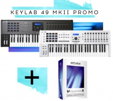V Collection 6 do każdego kontrolera KeyLaba Mk II 49!