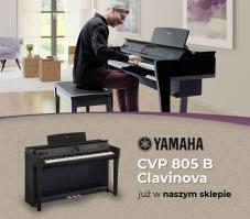 Nowa Yamaha CVP 805 już w Muzycznym!