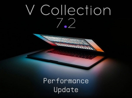 Arturia wypuściła aktualizację do V Collection sygnowaną jako 7.2