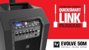 Prezentacja online nowego EVOLVE50M
