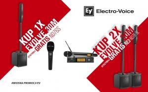 Wiosenna promocja Electro-Voice
