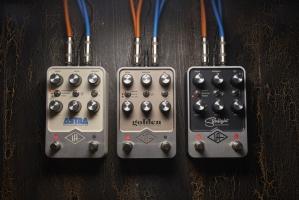 Efekty gitarowe Universal Audio już w Muzycznym!