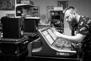 Gentelmen′s Jazz i rozmowa o konsolecie YAMAHA RIVAGE PM 5