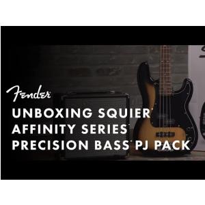 Fender Affinity Series Precision Bass PJ Pack