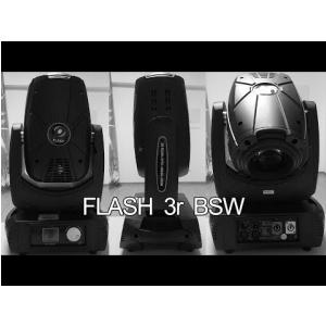 Flash 2x 3R Moving Head 3in1 BEAM+SPOT+WASH