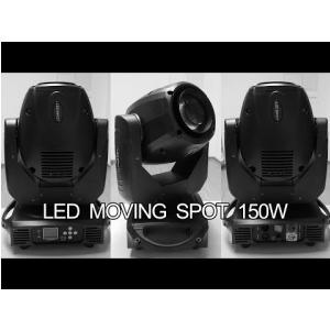 Flash LED Moving Head 150W SPOT