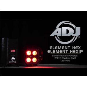 American DJ Element HexIP