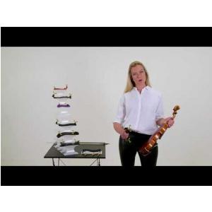 Kun - prawidłowe zakładanie żeberka na instrument