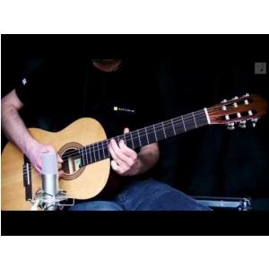 Miguel Esteva Natalia test gitary klasycznej