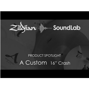 16″ A Custom Crash - A20514
