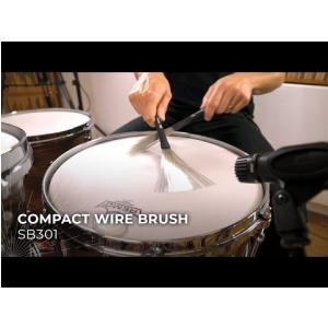 Meinl SB301 Compact Wire miotełki perkusyjne