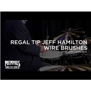 Regal Tip Jeff Hamilton Signature miotełki perkusyjne