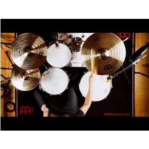 HCS Bronze Complete Cymbal Set by Meinl Cymbals HCSB141620